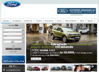 Nettsted av Autopark Orkanger Holding AS