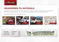 Nettsted av Autosalg Invest AS