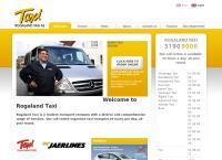 Nettsted av Stavanger Taxi AS