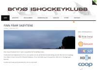 Nettsted av Bodø Ishockey Klubb